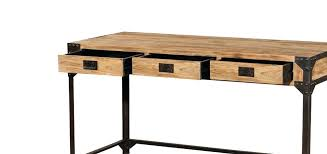 bureau bois bureau bois massif pas cher bureau bois massif bureau of land