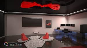 autocad 3d gaming room
