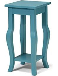 Teal Table L Acme Furniture 82832 Becci End Table One Size Teal
