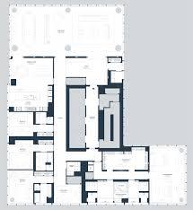 16 one57 penthouses floor plan 520 park avenue 130m