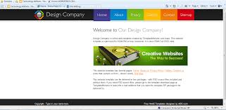 Copyright Html5 100 Html Page Template Maronia Responsive One Page Html