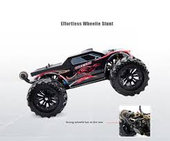 rc monster truck racing jlb racing 11101 cheetach 1 10 brushless rc monster truck rtr 70
