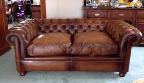 Chesterfield Sofa Bed Cheap Leather Chesterfield Sofa Bed Used Mona Vintage