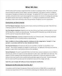 professional manual template 10 training manual template free