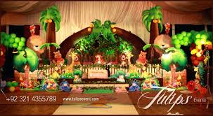 jungle baby shower ideas jungle decoration ideas drone fly tours