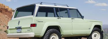 new jeep wagoneer concept custom jeep concept vehicles debut at easter jeep safari 2018