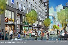 Housing Designs New Balance Revealing Brighton Housing Designs Today Boston Herald