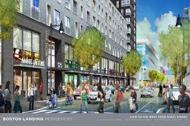 new balance revealing brighton housing designs today boston herald