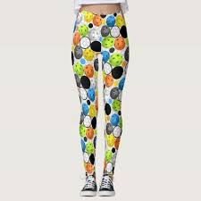 pattern leggings pinterest chic multi color pickleball pattern leggings chic pinterest