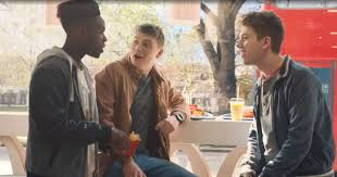 mcdonalds uk monopoly commercial actress this new mcdonald s advert has caused a bit of a stir in chiswick
