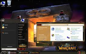 world of warcraft desktop updated forum post by island dog