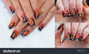 halloween nail art design images choice image nail art designs