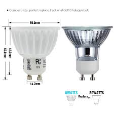 gu10 50w halogen light bulbs 6w high cri dimmable gu10 led bulb gu10 spotlight torchstar