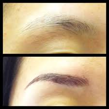 hair stroke eyebrow embroidery permanent makeup by joanne yelp
