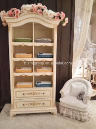 Childrens Bedroom Armoire Royal Classical European Style Pure White House Shaped Armoire For
