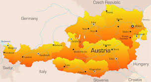 Map Austria Dmc In Austria With Extensive Knowledge To Assist With Your Groupt