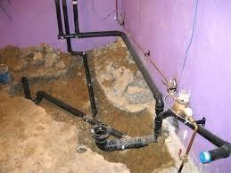 basement bathroom plumbing rough in measurements orsag basement