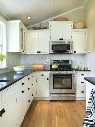 kitchen countertop ideas with white cabinets pictures of kitchens with white cabinets and black countertops white