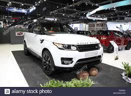 land rover 2015 bangkok december 11 range rover sport car on display at the