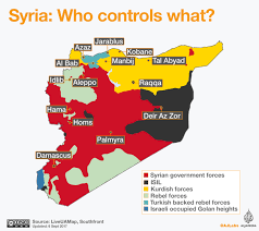 Syria On The Map by Rights Group Condemns Attacks On Syrian Hospitals Syria News