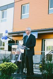 trinity western university opens first new student dormitory in 25