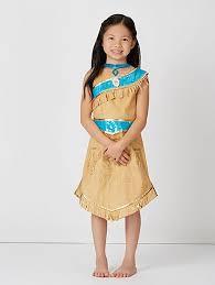 pocahontas costume disney princess pocahontas fancy dress costume kids george at asda