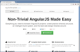 angularjs and rails tutorial part 2 ng boilerplate served by