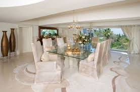 dining room tile floor ideas decoraci on interior