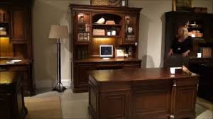 Executive Office Furniture Suites Brookhaven Executive Home Office Desk Set By Hooker Furniture