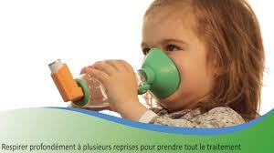 chambre d inhalation ventoline comment utiliser une chambre d inhalation tipshaler avec un aérosol