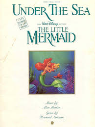 mermaid sea piano sheet music pdf