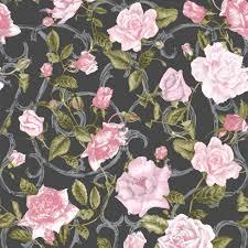 modern floral wallpaper floral wallpaper rose trellis muriva 1355 murivamuriva