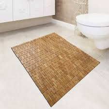Teak Shower Mat Bathroom Exciting Bathroom Decor Ideas With Cozy Teak Shower Mat
