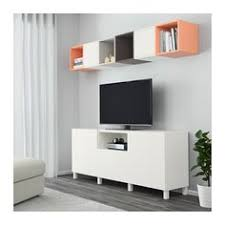 Ikea Besta Storage Combination With Doors And Drawers Ikea Eket Storage Combination With Legs White Hide Or
