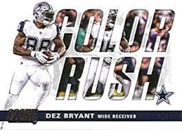 2017 score color 14 dez bryant dallas cowboys