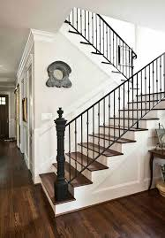Wainscoting On Stairs Ideas 116 Best Stairs U0026 Railings Images On Pinterest Stairs Banisters