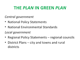 creating and implementing national green plans new zealand case study