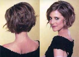 hairstyles with fullness stacked curly bob haircut the best for hair world images