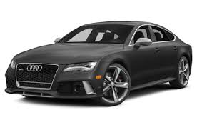 cars audi 2014 2014 audi rs 7 overview cars com