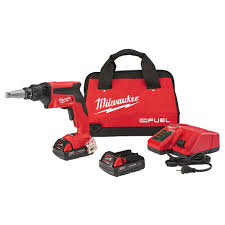 milwaukee m18 fuel 18 volt lithium ion brushless cordless drywall