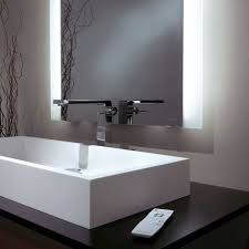modern hotel bathroom modern hotel bathroom mirror with light lighting vanity mirror