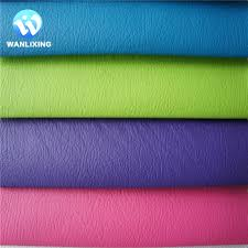 Leather Fabric For Sofa Pvc Artificial Leather Fabric For Sofa Curtain Colorful Leather