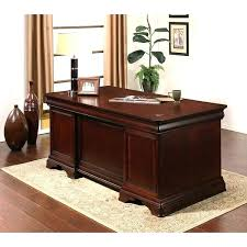 Executive Office Desk For Sale Desk Cherry Wood Office Desk With Hutch Cherry Oak Office Desk