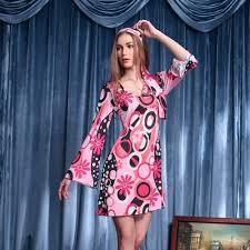 aliexpress com buy 70 u0027s vintage dress hippie style flare sleeve