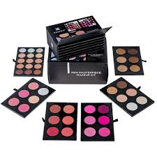 shany mini masterpiece makeup kit u2013 shaping highlighting and
