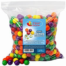 where can i buy gumballs wonka nerds filled gumballs 3 lb bulk candy