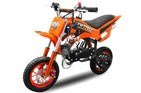 50cc motocross bike nitro mini dirt bike 50cc automatic disc brakes kill switch
