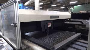 cincinnati cl 6 3000w cnc laser youtube