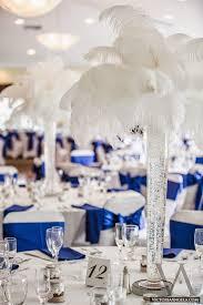 dã coration mariage discount beaux mariages le mariage de et en bleu argent et