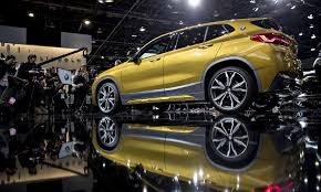 bmw sporty x2 fills key gap in lineup at detroit auto show